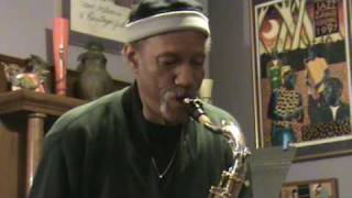 Charles Neville Plays the Saxgourmet Neck
