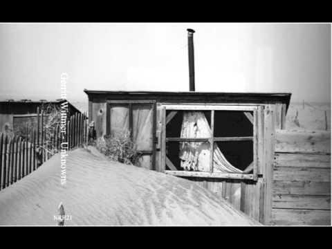 "NRR21: Gerritt Wittmer - ""Unknowns"""