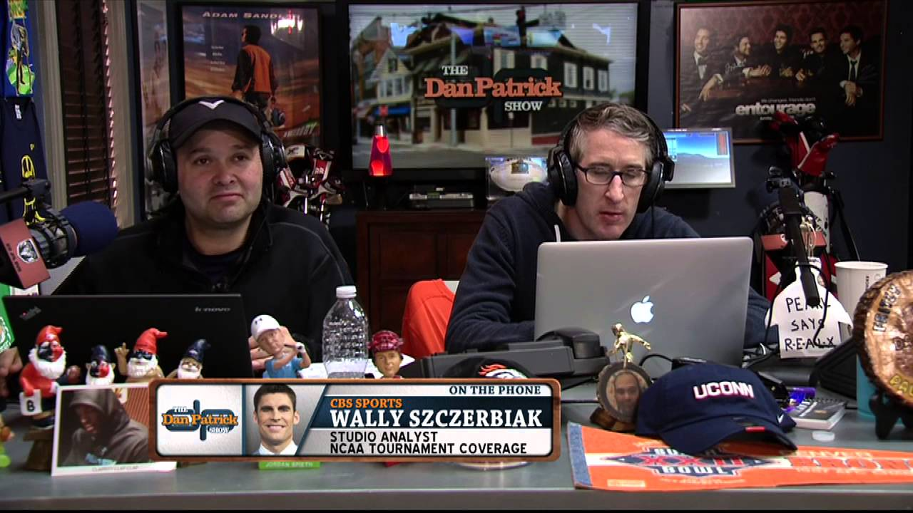 Wally Szczerbiak on The Dan Patrick Show Full Interview 03 29