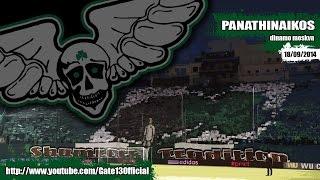 Video Gol Pertandingan Panathinaikos vs Dinamo Moskva