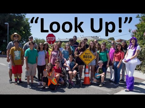 (B-Roll Film) Look Up! Press Conference - Colonial Acres Elementary School 8.17.16