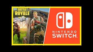 Breaking News | Fortnite Nintendo Switch release date confirmed? Epic's Battle Royale E3 secret rev