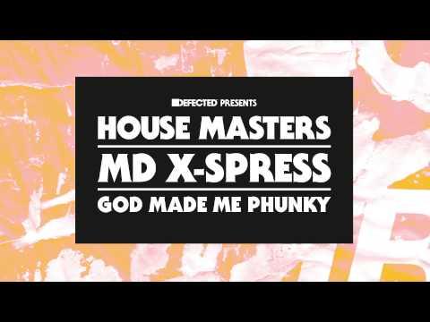 MD X-Spress 'God Made Me Phunky' (Marlon Hoffstadt Acid Mix)