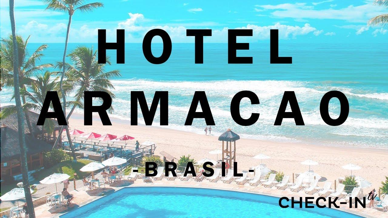 Brasil Hotel Armacao Checkin Tv Youtube