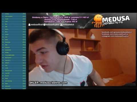 MEDUSA: Gabrysia zatrzasnela sie w lazience (TELEFONY)