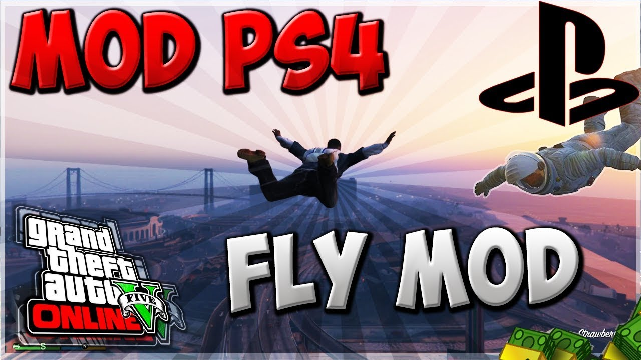 Gta Nouveau Mod Ps Fly Mod Ps