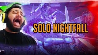 Destiny SOLO Nightfall: Taniks Arc Burn, Specialist & Lightswitch