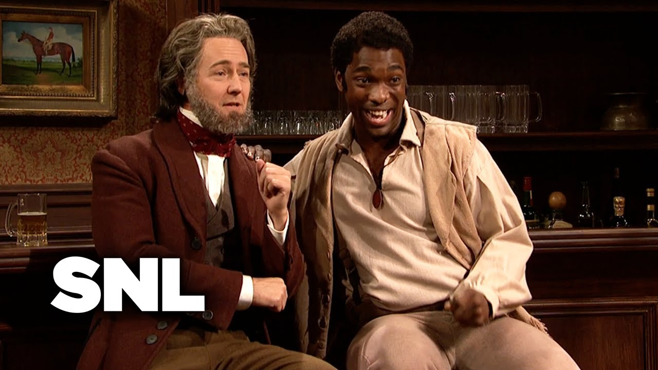 12 Days Not a Slave SKIT - SNL