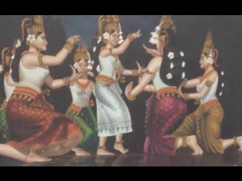 Apsara dance video | Khmer Apsara music | Apsara Angkor ...