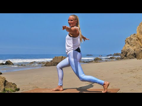 30 min Core & Glute Stregthening Exercises with Cardio Fusion | No Equipment