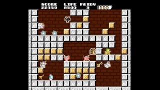 NES Longplay [585] Solomon