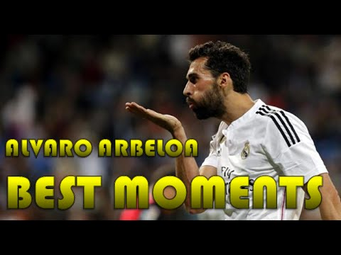 Alvaro Arbeloa BEST MOMENTS