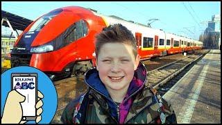 Jak nie nudzić się w podróży pociągiem? CHALLENGE #2
