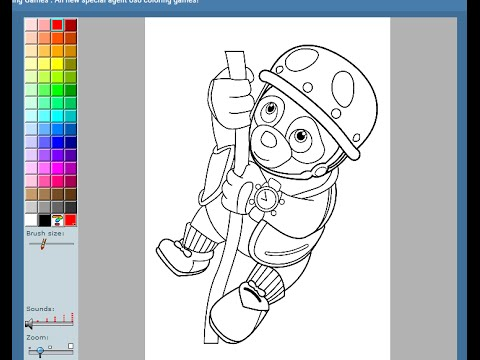 Special Agent Oso Coloring Pages For Kids  Special Agent Oso