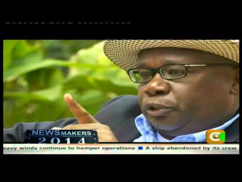 NewsMakers 2014: Attorney General Githu Muigai