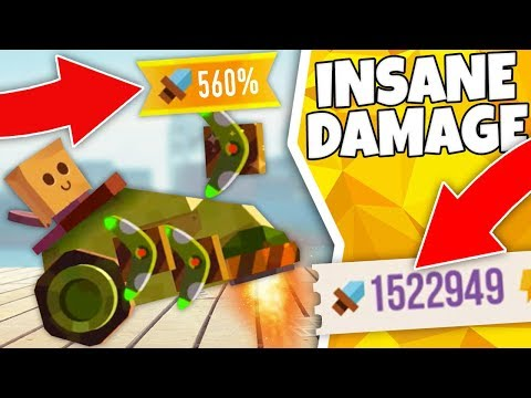 CATS | The MOST OVERPOWERED Car EVER in CATS | Crash Arena Turbo Stars