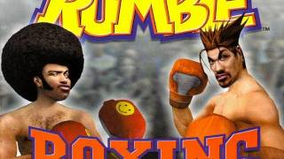 CGRundertow READY 2 RUMBLE BOXING for Nintendo 64 Video Game Review