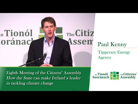 Paul Kenny - Session 3: Energy Generation and Efficiency Examples