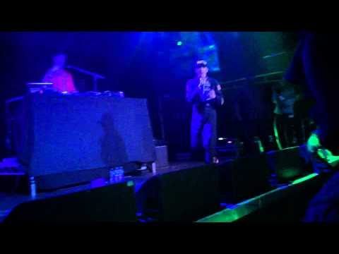 Logic - Metropolis (LIVE) - London O2 Islington 22/03/15 - Under Pressure World Tour