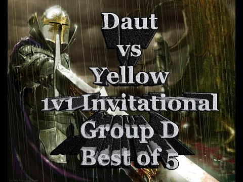 Arabia 1v1 Invitational DauT vs Yellow Group D