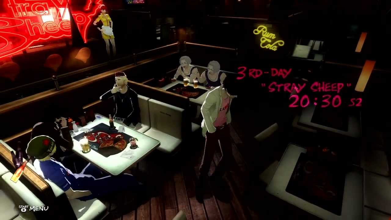 Catherine Walkthrough Part 9 Stage 4 1 Inquisition Gameplay Commentary Xbox 360 Ps3