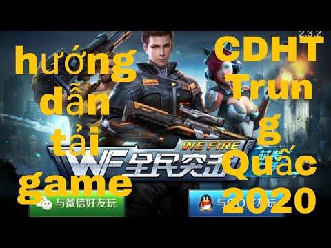 Hướng dẫn tải game chiến dịch huyền thoại Trung Quốc cực kỳ đơn giản năm 2020.