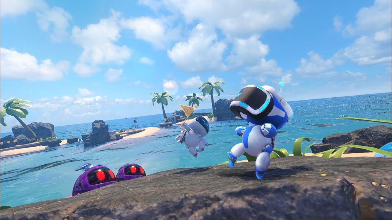 PS VR《Astro Bot: Rescue Mission》好評發售中