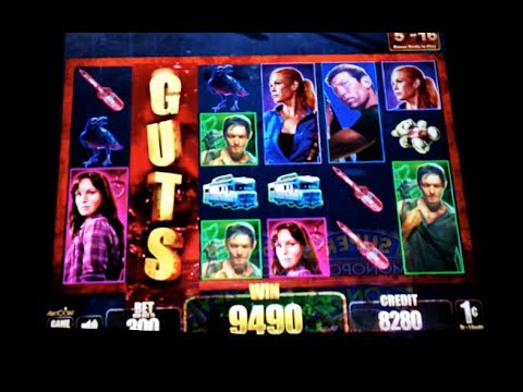 The walking dead online slot machine