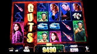 The Walking Dead | AMC - Aristocrat - Bonus Wheel Spins Slot Machine *NEW GAME*