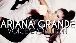 Ariana Grande Voice Evolution // 2001-2014