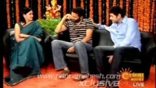 Mahesh & Trivikram @ Aatakavala Paatakavala by ...