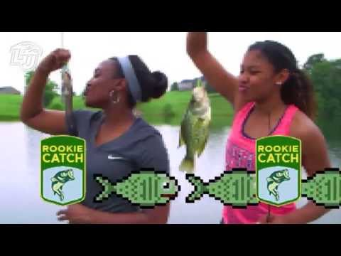 Feature: Fishing with Liberty Women's Basketball