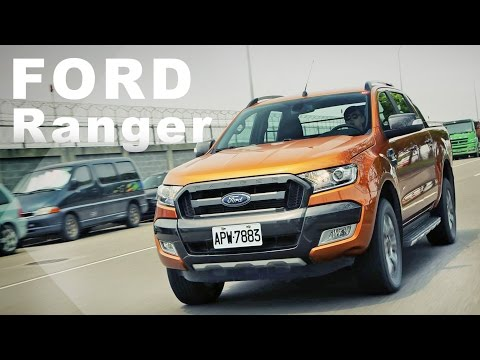 越野硬漢 New Ford Ranger