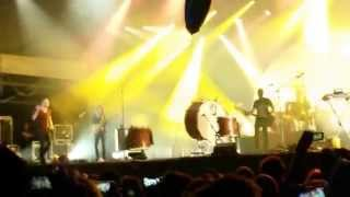 Imagine Dragons - It's Time (live Berlin 20.08.2014)