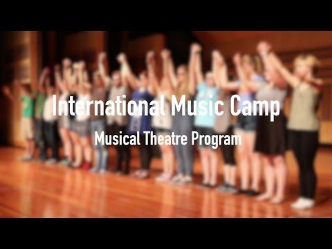 Musical Theatre Program | International Music Camp
