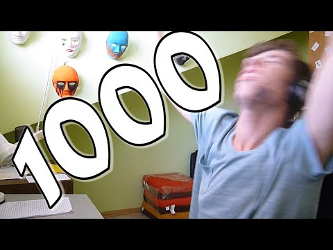 1000 Subscribes