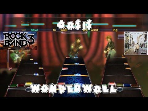 Oasis - Wonderwall - Rock Band DLC Expert Full Band (January 22nd, 2008)