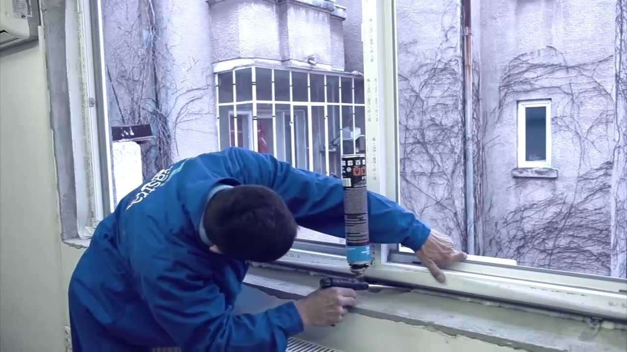 Montajul corect al ferestrelor din pvc cu geam for Modificare casa