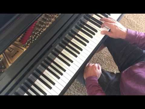 The piano introduction to Jane by Jefferson starship Ward Fenley