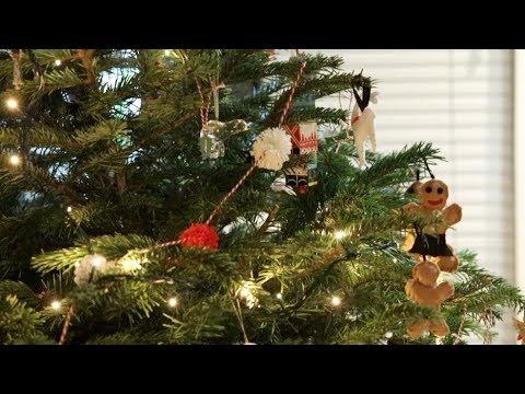 Vlogmas#13 DIY Łańcuch z pomponów, nie tylko na święta