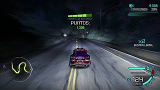 Jugando al Need for Speed™ Carbono Otra carrerita...