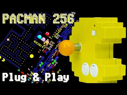 Pacman 256 Plug And Play Unboxing And First Impressions