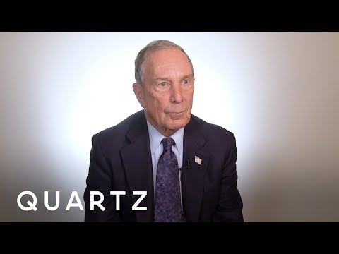 Why Mike Bloomberg thinks the world is worse than it was a year ago
