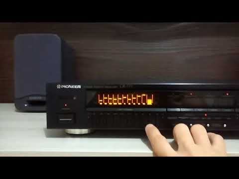 GR-777 Stereo Graphic Equalizer