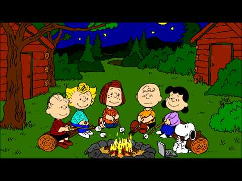 Snoopy's Campfire Stories (PC) (1996)