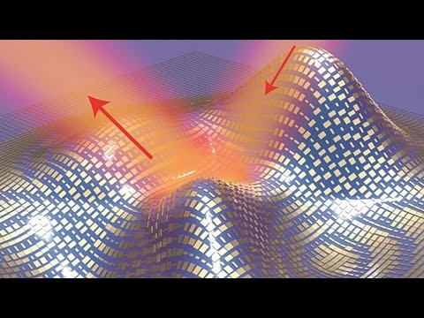 Scientists Invent A Real Life Invisibility Cloak