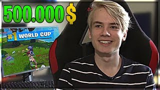 DANE WILL BE WITH THE WORLD CUP + 500,000 KRONER FOR FREE! | BEST OF JUNE | English Fortnite