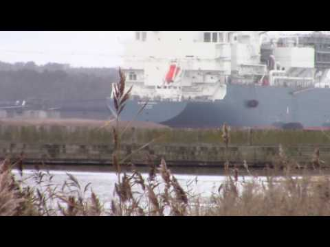 SHIP LITHUANIAN INDEPENDENCE: Baltic gas independence from Russia 2