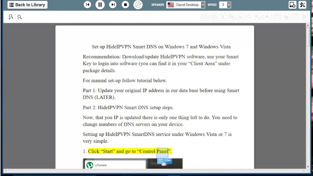 Windows download dns 7