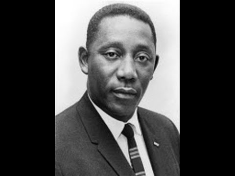 Charles Evers speaking at UCLA 2/18/1969